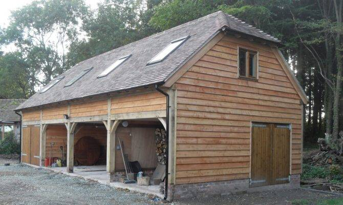 Log Garages Loft Quotes