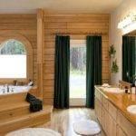Log Home Bathrooms Fun Times Guide Homes