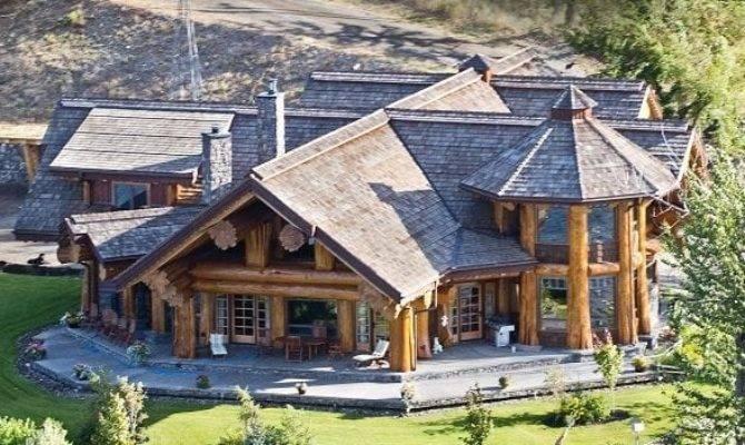 Log Home Cabin Floor Plans Pioneer Homes