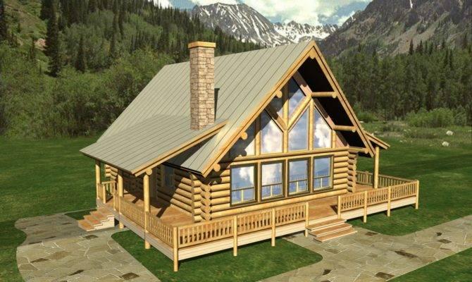 Log Home Design Coast Mountain Homes
