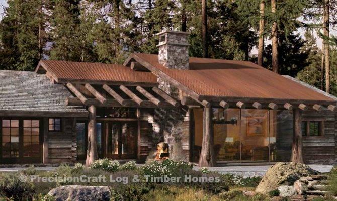 Log Home Floor Plan Blog