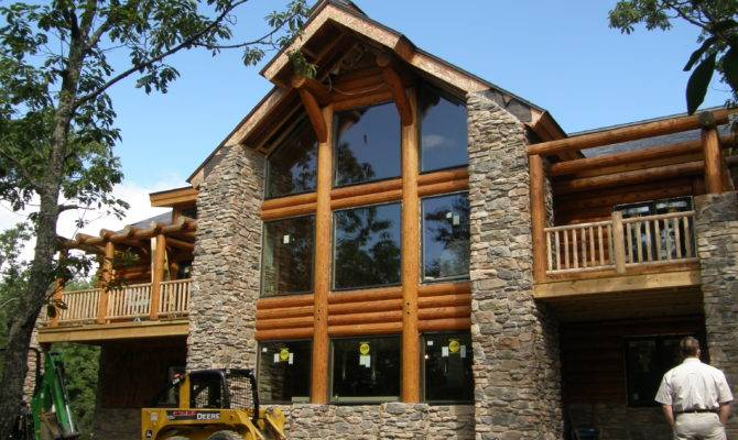 Log Home Floor Plan Bloglog Design Stories