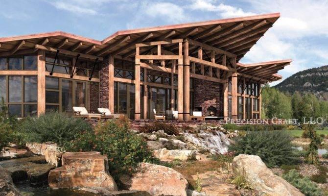 Log Home Floor Plans Homes