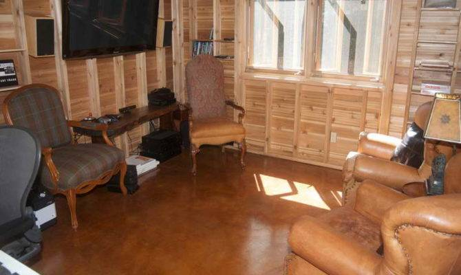 Log Home Flooring Ideas