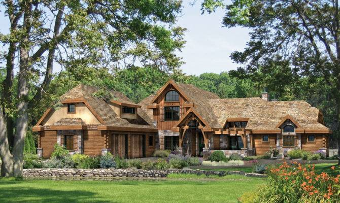 Log Home Plans Cabin House Plan Shop