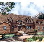 Log Home Plans Dream Source Cabin Floor