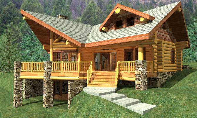 Log Home Plans World Outdoors Homes