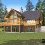 Log Home Style Cabin Design Coast Mountain Homes