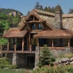 Log Home Style Design