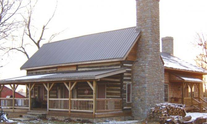 Log Home Timber Frame Construction Cabin