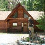 Log Home Two Master Suites Great Homeaway Branson