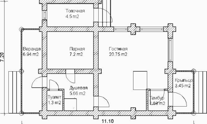 Log Home Upper Floor Project Plan