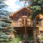Log Homes Denver Colorado Honka