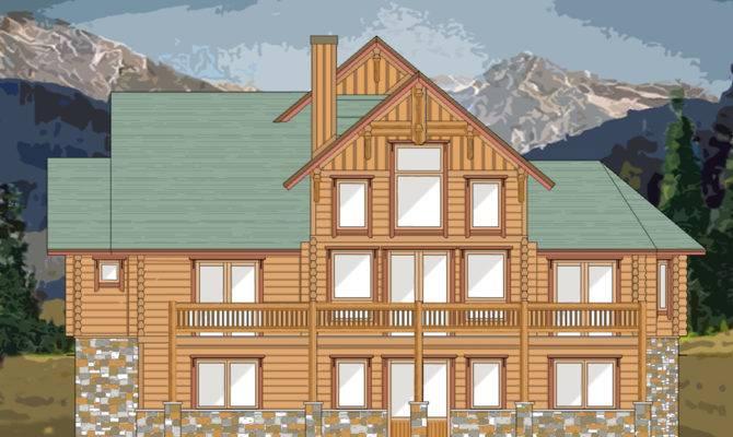Log Homes Denver Colorado Honka