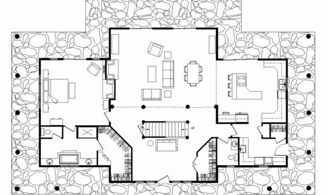 Log Homes Floor Plans Luxury Home
