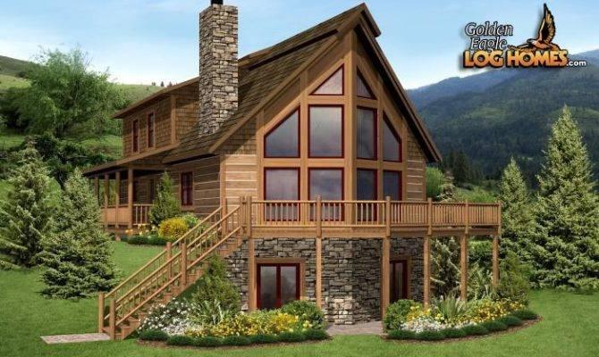Log Homes Floor Plans Montana