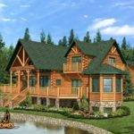 Log Homes Home Floor Plans Cabins Golden Eagle