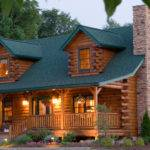 Log Homes Home Floorplans Hochstetler Milling