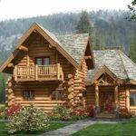 Log Homes Houses Dream Logs House Cabins