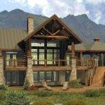 Log House Designs Decorating Ideas Design Trends