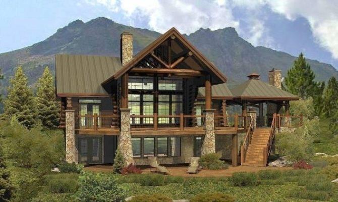 Log House Designs Decorating Ideas Design Trends