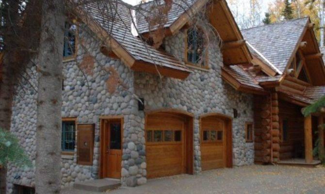Log Stone Homes Photos Bestofhouse