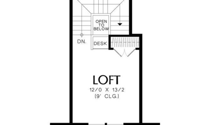 Log Style House Plan Beds Baths