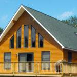 Logangate Homes Chalet Timber Frame House Plans Home