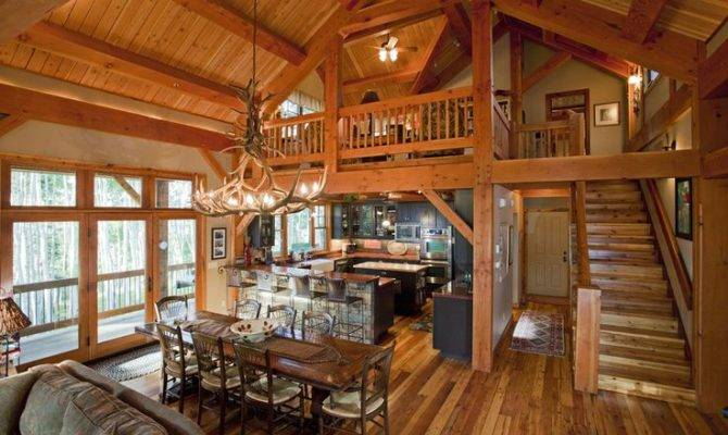 Logs Cabins Houses Plans Timber Frames Home