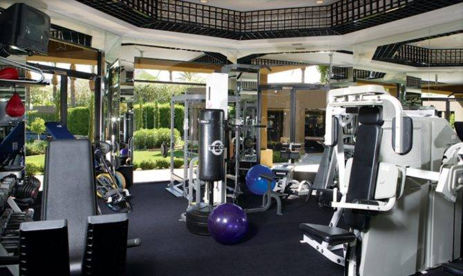 Look Luxury Home Gyms Homes Rich