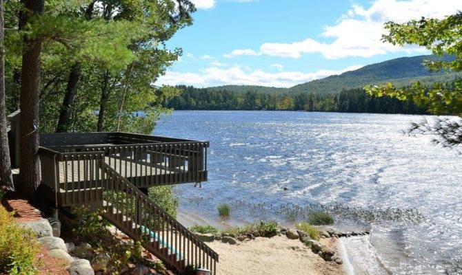 Loon Lake House Lakefront Living Freed Vrbo