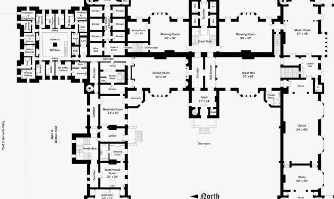 Lord Foxbridge Progress Floor Plans Castle