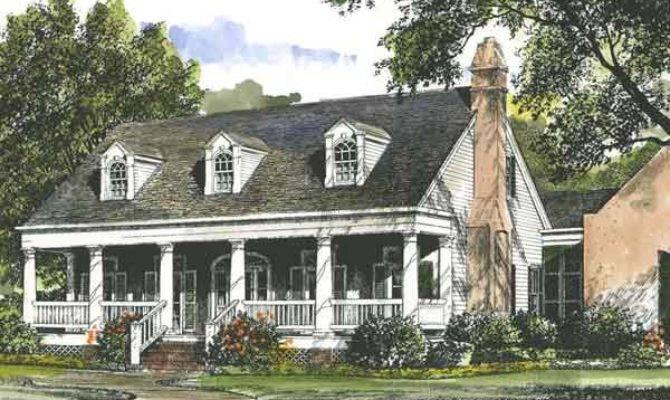 Louisiana Garden Cottage John Tee Architect Southern