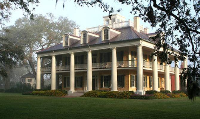 Louisiana Most Glorious Antebellum Mansions