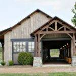 Love Barn Craftsman Style Pillars Would Match Dream Home