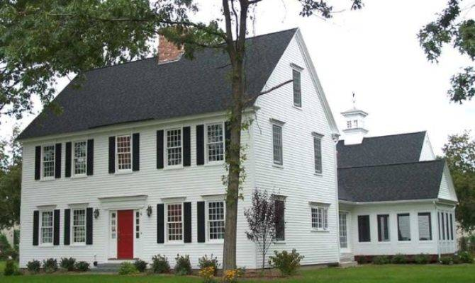 Love House Federal Style Colonial