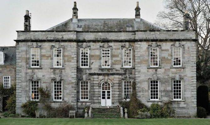 Love Symmetry English Manor House Content Cottage