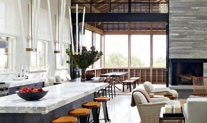 Lovely Center Home Kitchens