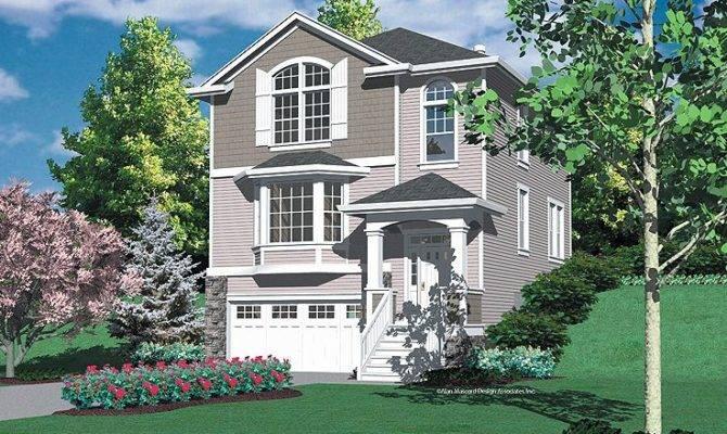 Lovely Hillside House Plans Vacation