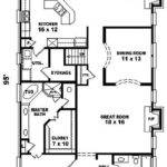 Lovely Home Plans Narrow Lots Lot Lake House