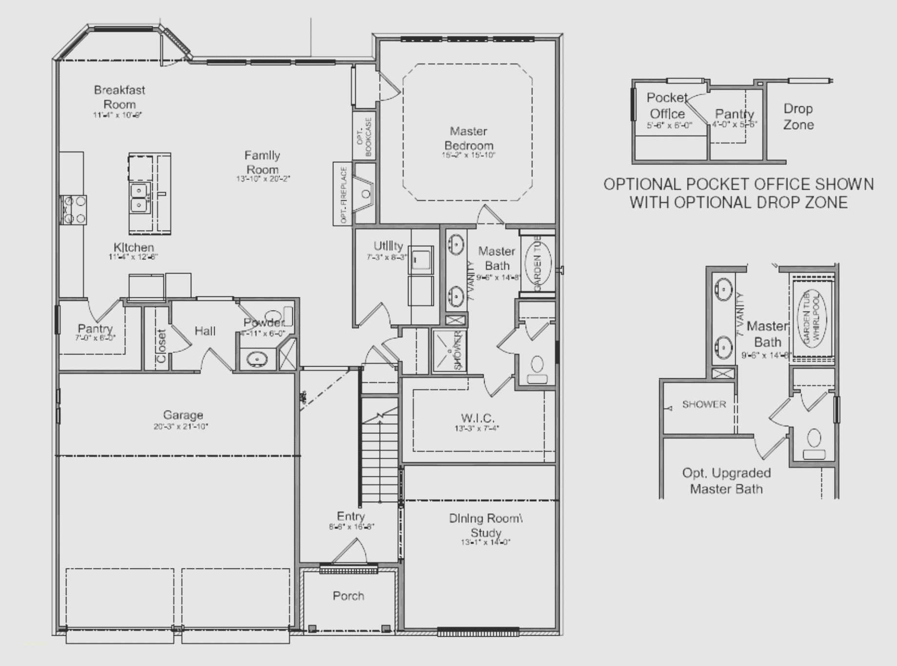 Lovely Luxury Master Bedroom Floor Plans Creative Maxx Ideas