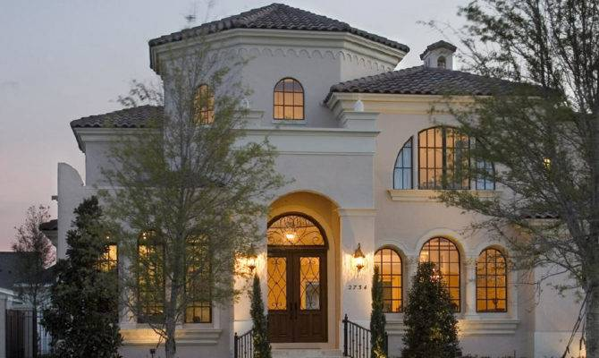 Lovely Mediterranean Style Home Plans Luxury
