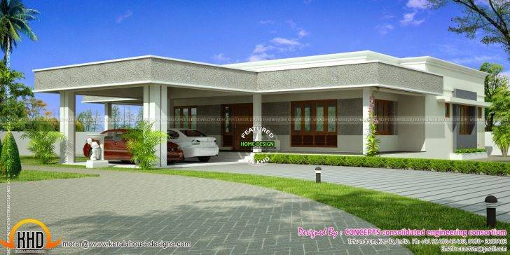 Lovely Modern Flat Roof House Plans New Home Design House Plans 132084