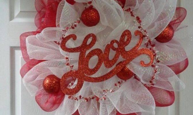 Lovely Valentine Day Wreath Ideas Decor Advisor
