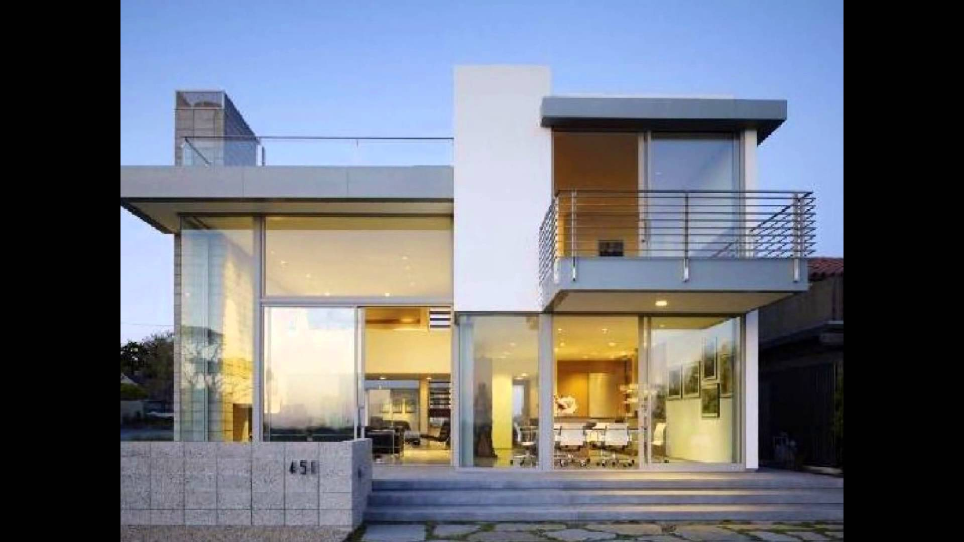 Low Budget Minimalist House Architecture Brucall