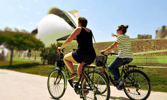 Low Cost Bike Rental Valencia Cheapest Bicycle