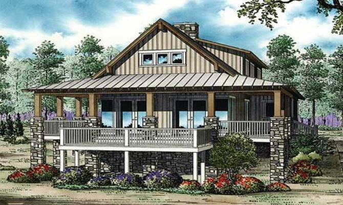 Low Country Cottage House Plans