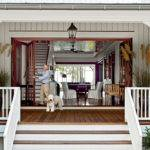 Low Country House Plans Pilings One Level Cottage Southern