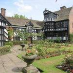 Low Half Timbered Manor House Beautiful Tudor English Home