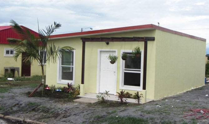 Low Income Housing Abroad Steel Homes House Plans